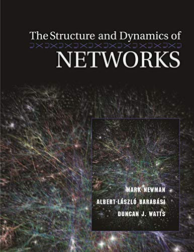 9780691113562: The Structure and Dynamics of Networks: (Princeton Studies in Complexity)