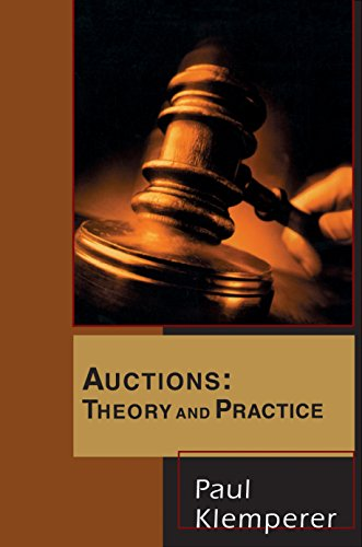 9780691114262: Auctions: Theory and Practice (The Toulouse Lectures in Economics)