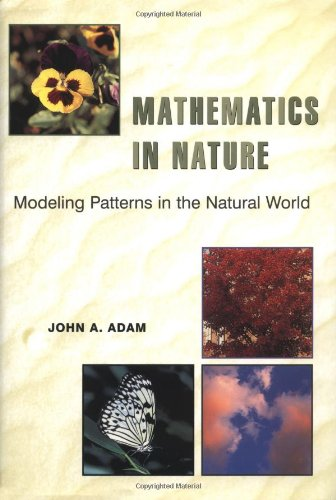 9780691114293: Mathematics in Nature: Modeling Patterns in the Natural World