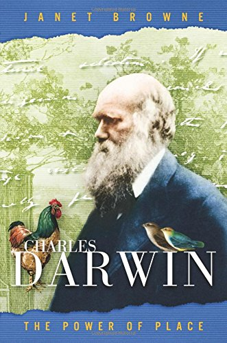 9780691114392: Charles Darwin: The Power of Place