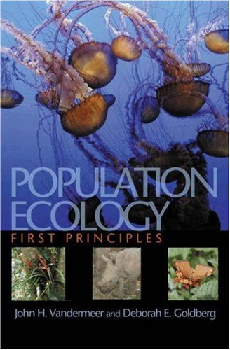 9780691114408: Population Ecology: First Principles