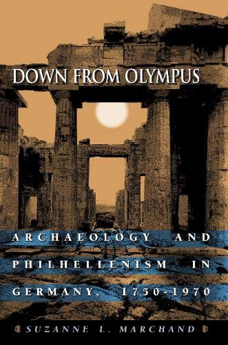 Down from Olympus: Marchand, Suzanne L.
