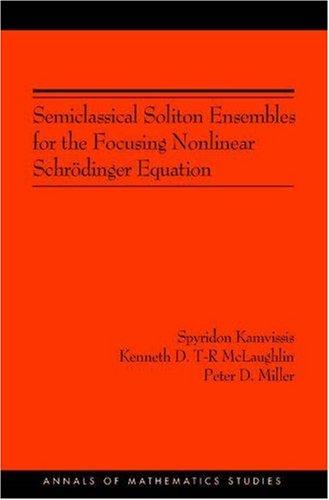 Semiclassical Soliton Ensembles for the Focusing Nonlinear: Kamvissis, Spyridon