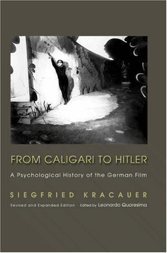 9780691115191: From Caligari to Hitler: A Psychological History of the German Film