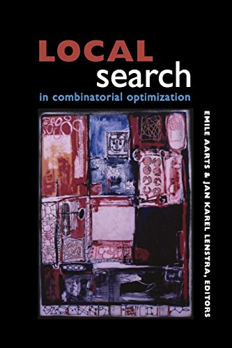 9780691115221: Local Search in Combinatorial Optimization