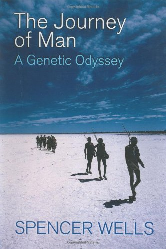 9780691115320: The Journey of Man: A Genetic Odyssey