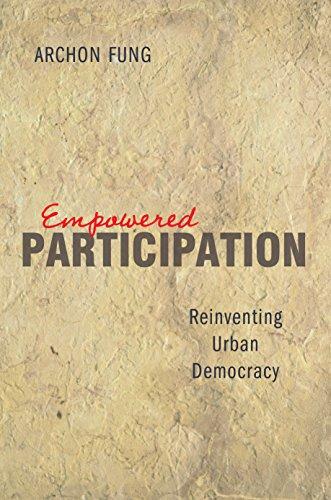 9780691115351: Empowered Participation: Reinventing Urban Democracy
