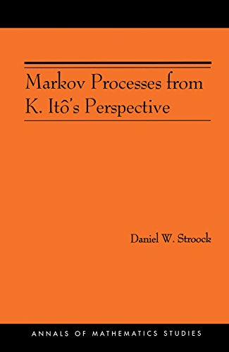 9780691115429: Markov Processes from K. Itô's Perspective (AM-155) (Annals of Mathematics Studies)