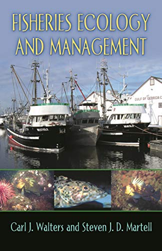 9780691115443: Fisheries Ecology and Management