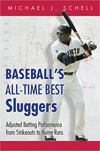 9780691115573: Baseball's All-Time Best Sluggers: Adjusted Batting Performance from Strikeouts to Home Runs