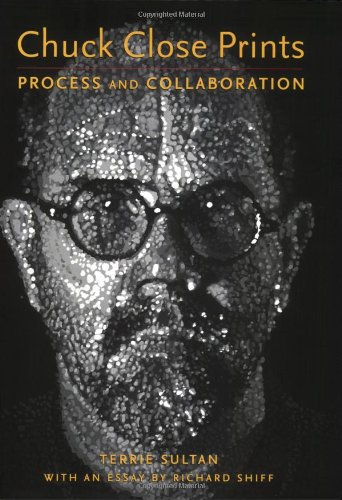 Chuck Close Prints Process and Collaboration: Sultan, Terrie