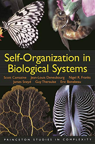 9780691116242: Self-Organization in Biological Systems (Princeton Studies in Complexity)