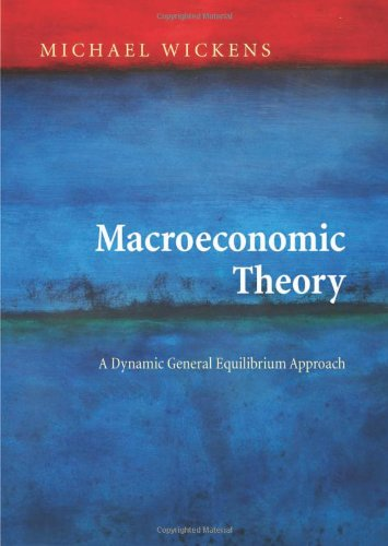 9780691116402: Macroeconomic Theory: A Dynamic General Equilibrium Approach