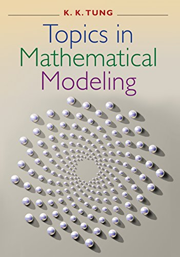 9780691116426: Topics in Mathematical Modeling