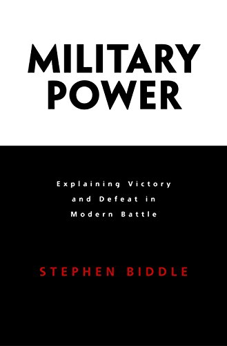 9780691116457: Military Power: Explaining Victory and Defeat in Modern Battle