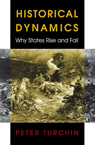 9780691116693: Historical Dynamics: Why States Rise and Fall (Princeton Studies in Complexity)