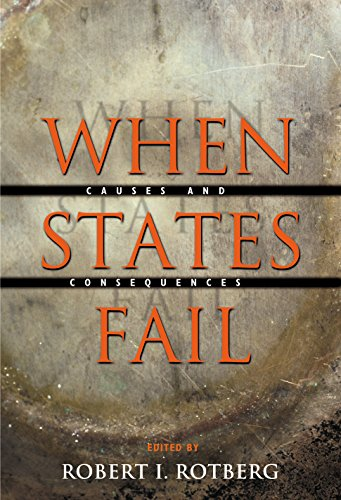 9780691116723: When States Fail: Causes and Consequences