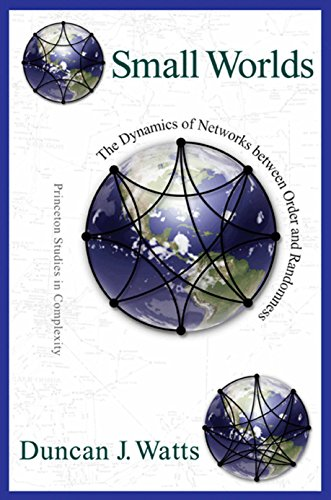 9780691117041: Small Worlds: The Dynamics of Networks Between Order and Randomness