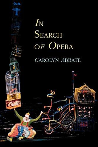 9780691117317: In Search of Opera (Princeton Studies in Opera)