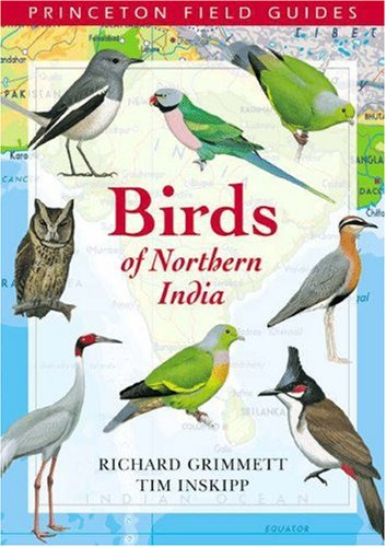 9780691117386: Birds of Northern India (Princeton Field Guides)