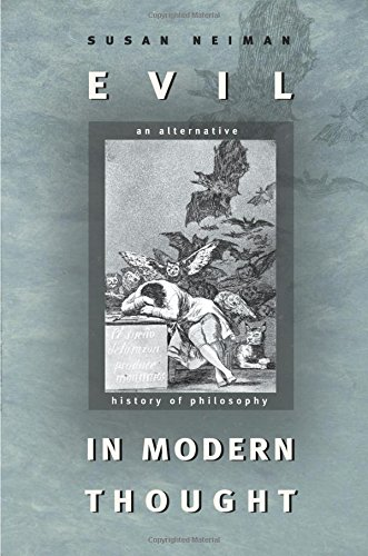9780691117928: Evil in Modern Thought - An Alternative History of Philosophy