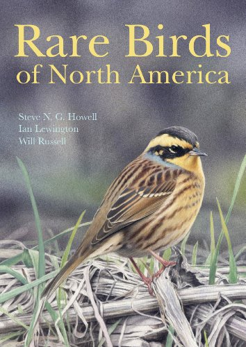 Rare Birds of North America: Howell, Steve N. G.; Lewington, Ian; Russell, Will