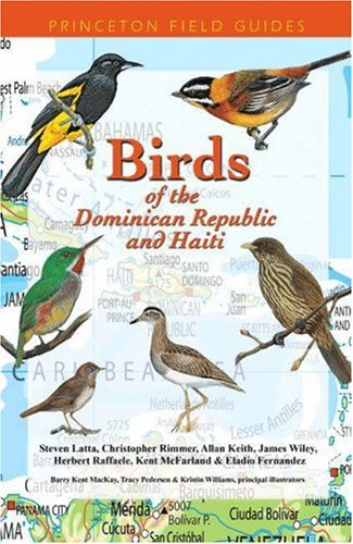 9780691118901: Birds of the Dominican Republic and Haiti (Princeton Field Guides)
