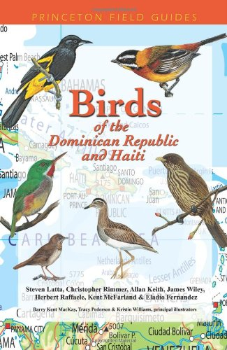 9780691118918: Birds of the Dominican Republic and Haiti (Princeton Field Guides)