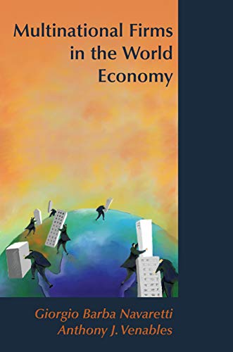 9780691119205: Multinational Firms in the World Economy