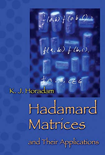 9780691119212: Hadamard Matrices and Their Applications