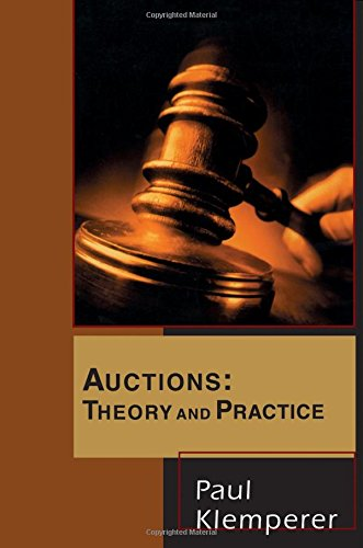 9780691119250: Auctions: Theory and Practice (The Toulouse Lectures in Economics)