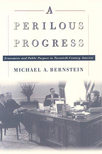 9780691119670: A Perilous Progress: Economists And Public Purpose In Twentieth-Century America