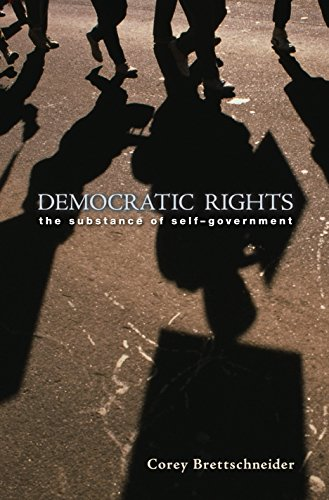 9780691119700: Democratic Rights: The Substance of Self-Government