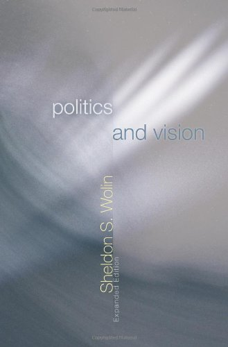9780691119779: Politics and Vision: Continuity and Innovation in Western Political Thought - Expanded Edition