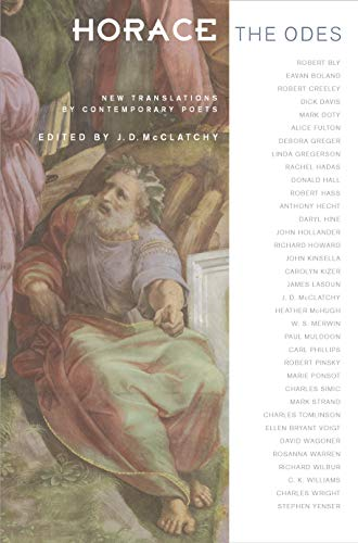 9780691119816: Horace, The Odes: New Translations by Contemporary Poets (Facing Pages)