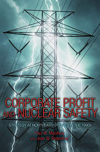 CORPORATE PROFIT AND NUCLEAR SAFETY. Strategy At Northeastern Utilities In The 1990s