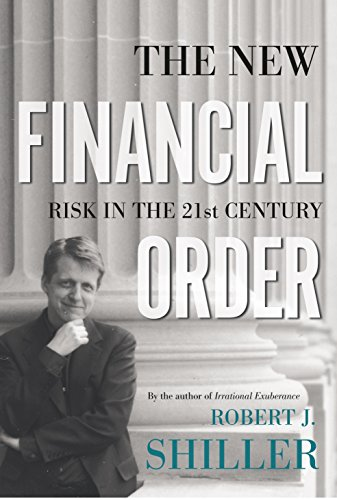 9780691120119: The New Financial Order: Risk in the 21st Century