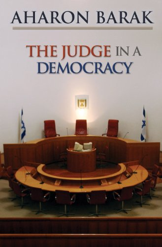 9780691120171: The Judge in a Democracy