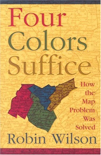 9780691120232: Four Colors Suffice: How The Map Problem Was Solved