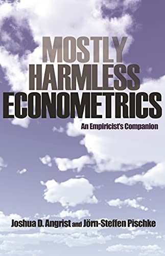 9780691120348: Mostly Harmless Econometrics: An Empirict's Companion