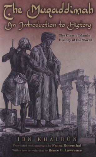 The Muqaddimah: An Introduction to History (Bollingen) (0691120544) by Ibn Khaldûn