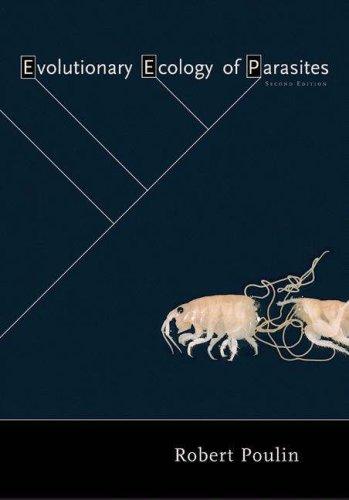 9780691120843: Evolutionary Ecology of Parasites