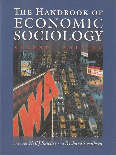 9780691121260: The Handbook of Economic Sociology: Second Edition