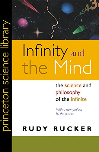 9780691121277: Infinity and the Mind: The Science and Philosophy of the Infinite (Princeton Science Library)