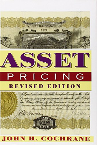 9780691121376: Asset Pricing: Revised Edition