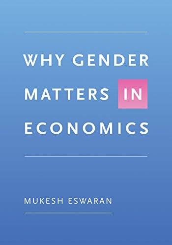 Why Gender Matters in Economics: Mukesh Eswaran