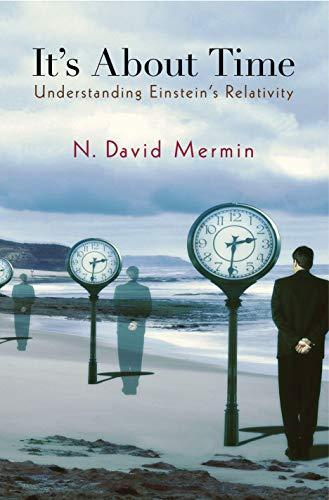 9780691122014: Its About Time: Understanding Einstein`s Relativity