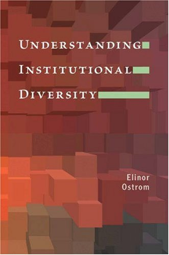 9780691122076: Understanding Institutional Diversity