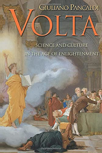 9780691122267: Volta: Science and Culture in the Age of Enlightenment