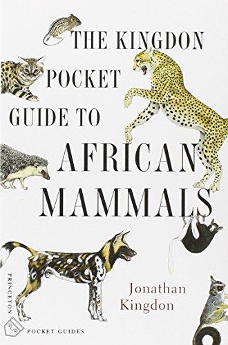 9780691122397: The Kingdon Pocket Guide to African Mammals (Princeton Pocket Guides)